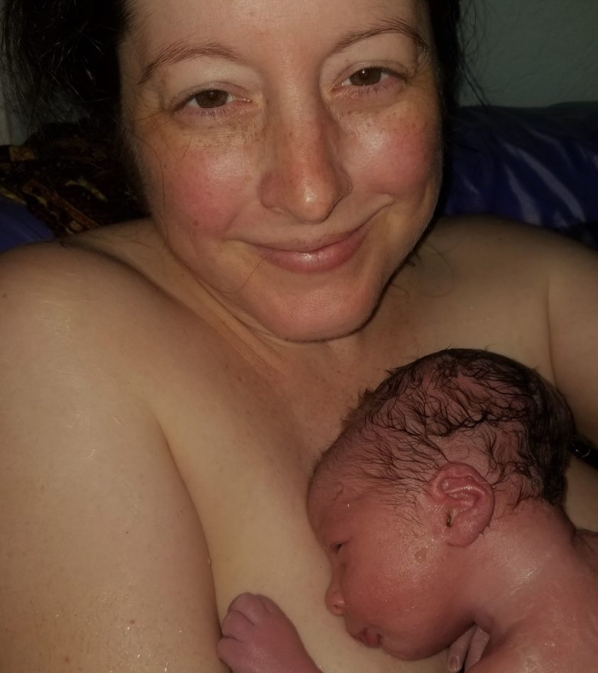 Homebirth success